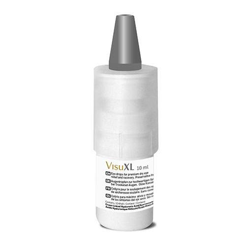 Oogdruppels voor optimale verlichting en herstel van droge ogen.