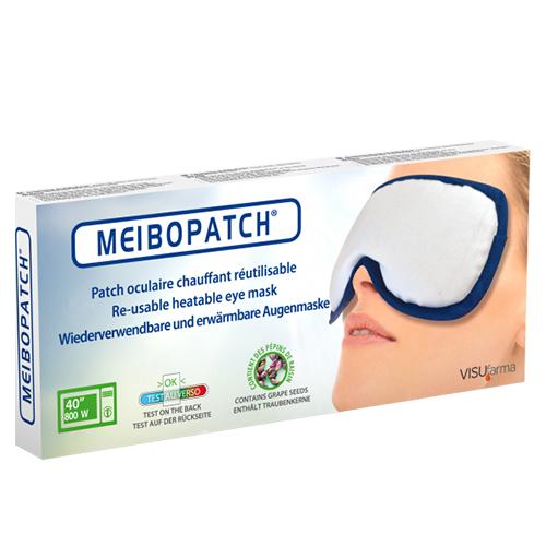 MeiboPatch voor ooglidontsteking en droge ogen